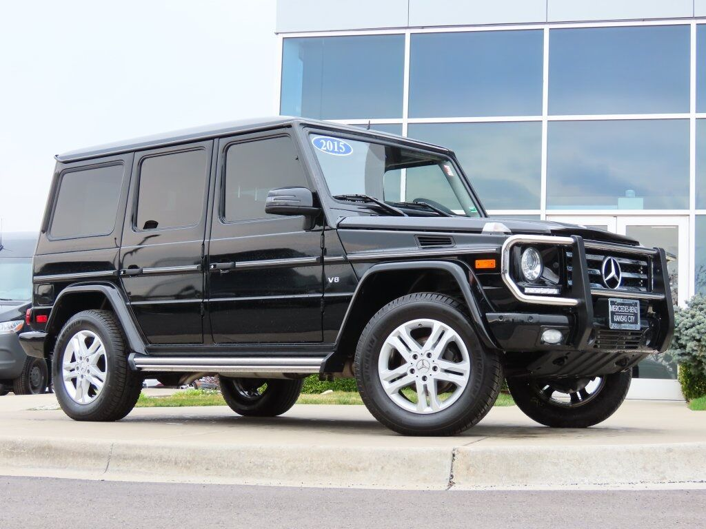2015 Mercedes-Benz G 550 SUV Kansas City MO
