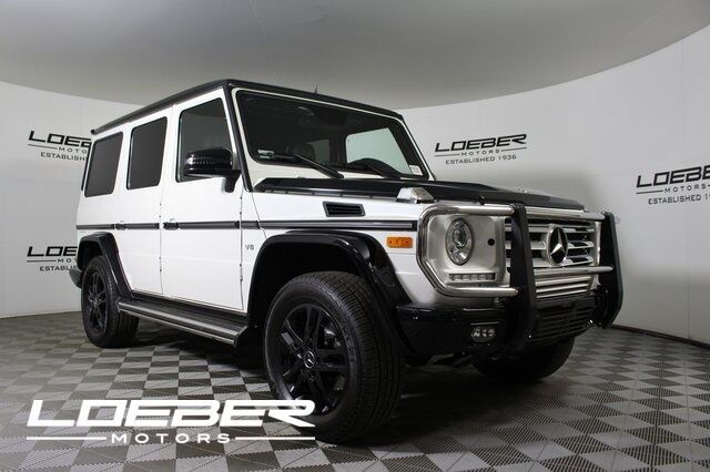 2015 Mercedes-Benz G 550 SUV Lincolnwood IL