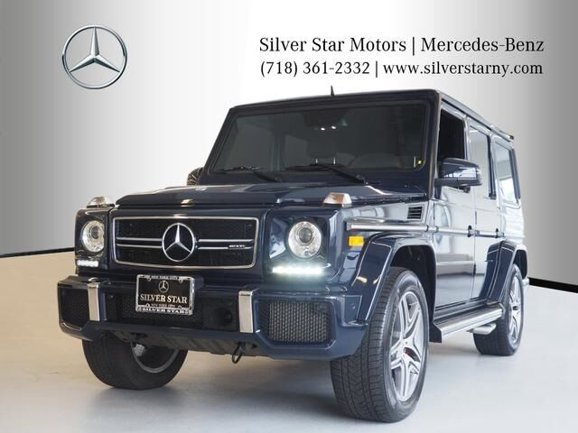 2015 Mercedes-Benz G-Class AMG® 63 SUV Long Island City NY