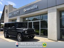 2015_Mercedes-Benz_G-Class_G 550_ Greenville SC