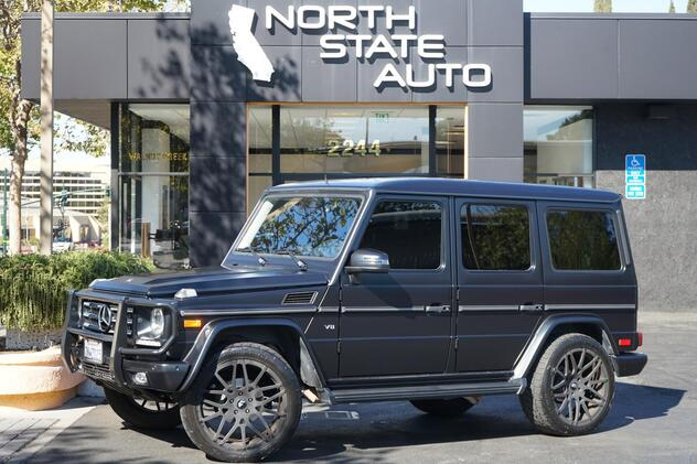 2015_Mercedes-Benz_G-Class_G 550_ Walnut Creek CA