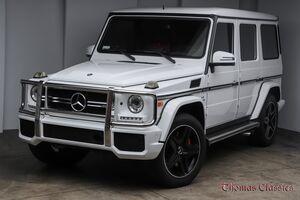 2015_Mercedes-Benz_G-Class_G 63 AMG_ Akron OH