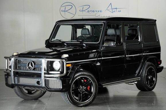 2015_Mercedes-Benz_G-Class_G 63 AMG Diamond Seating Carbon Trim_ The Colony TX