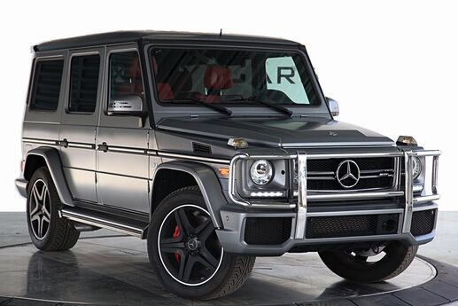 2015 Mercedes-Benz G-Class G 63 AMG® Hollywood FL