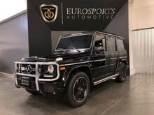 2015_Mercedes-Benz_G-Class_G 63 AMG_ Salt Lake City UT
