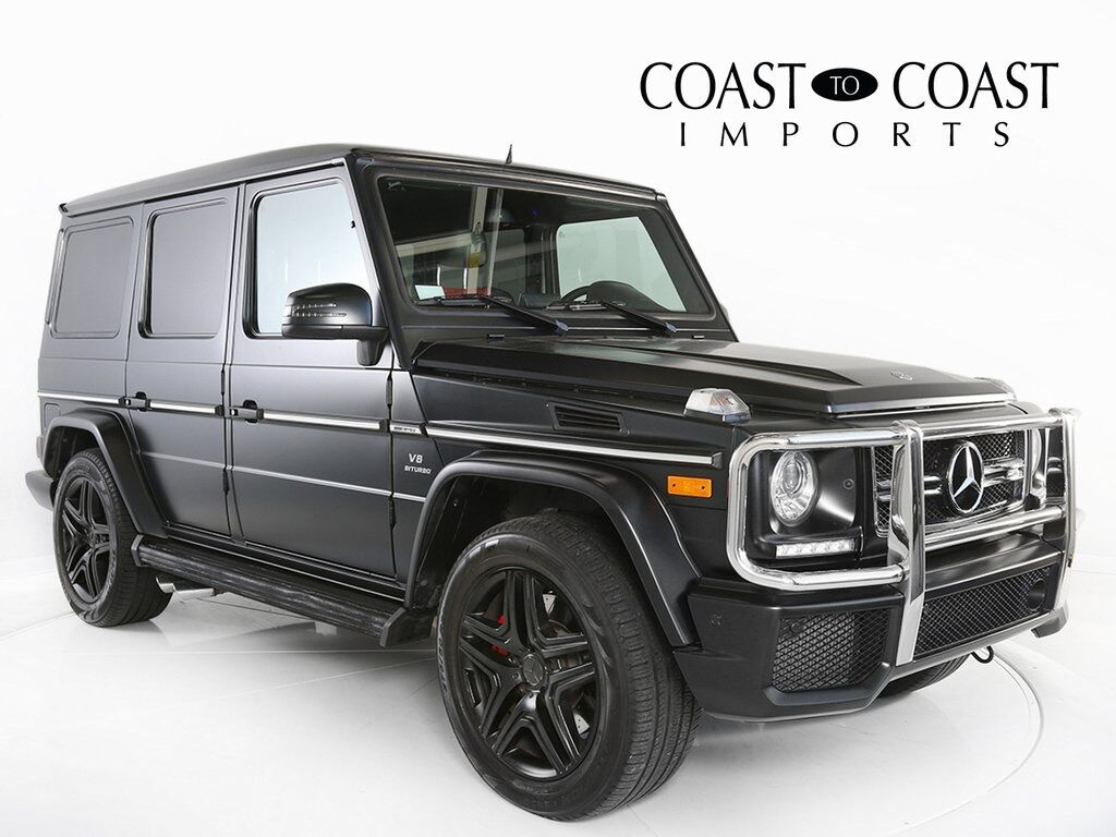 2015 Mercedes-Benz G-Class G 63 AMG® Indianapolis IN