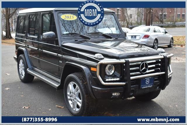 2015 Mercedes-Benz G-Class G550 SUV Morristown NJ