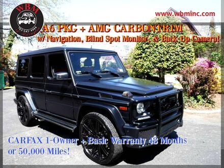 2015_Mercedes-Benz_G63 AMG_4MATIC_ Arlington VA