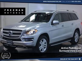 2015 Mercedes-Benz GL 350 BlueTEC 4MATIC Diesel Park Asst Surround View Cam