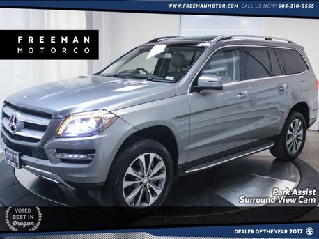 2015_Mercedes-Benz_GL 450_4MATIC Park Asst Blind Spot Asst Surround View Cam_ Portland OR