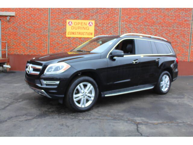 2015 Mercedes-Benz GL 450 4MATIC® SUV Merriam KS
