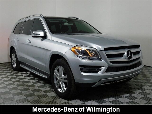 2015 Mercedes-Benz GL 450 4MATIC® SUV Wilmington DE