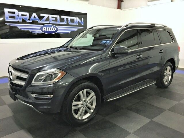 2015 Mercedes-Benz GL-450 P1 Pkg, Rear Entertainment Houston TX