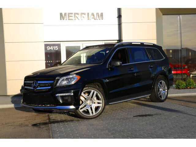 2015 Mercedes-Benz GL 4MATIC® 4dr 63 AMG® Oshkosh WI
