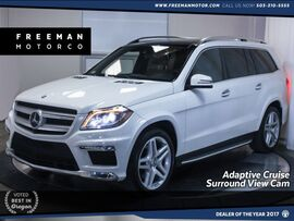2015 Mercedes-Benz GL 550 4MATIC Adaptive Cruise Blind Spot Assist Pano Nav