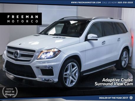 2015_Mercedes-Benz_GL 550_4MATIC Adaptive Cruise Blind Spot Assist Pano Nav_ Portland OR