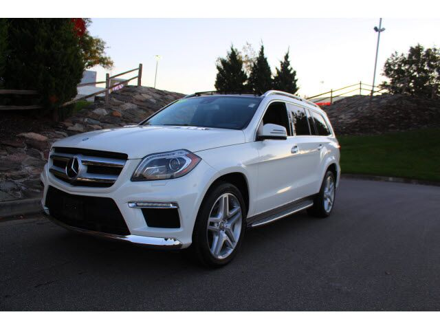2015 Mercedes-Benz GL 550 SUV Merriam KS