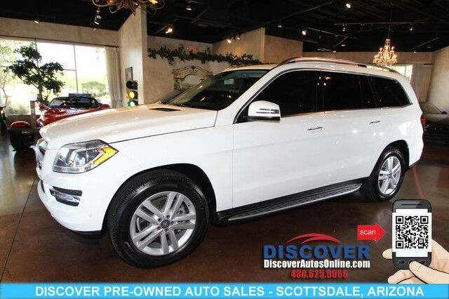 2015 Mercedes-Benz GL-Class 350 BlueTEC 4MATIC Scottsdale AZ