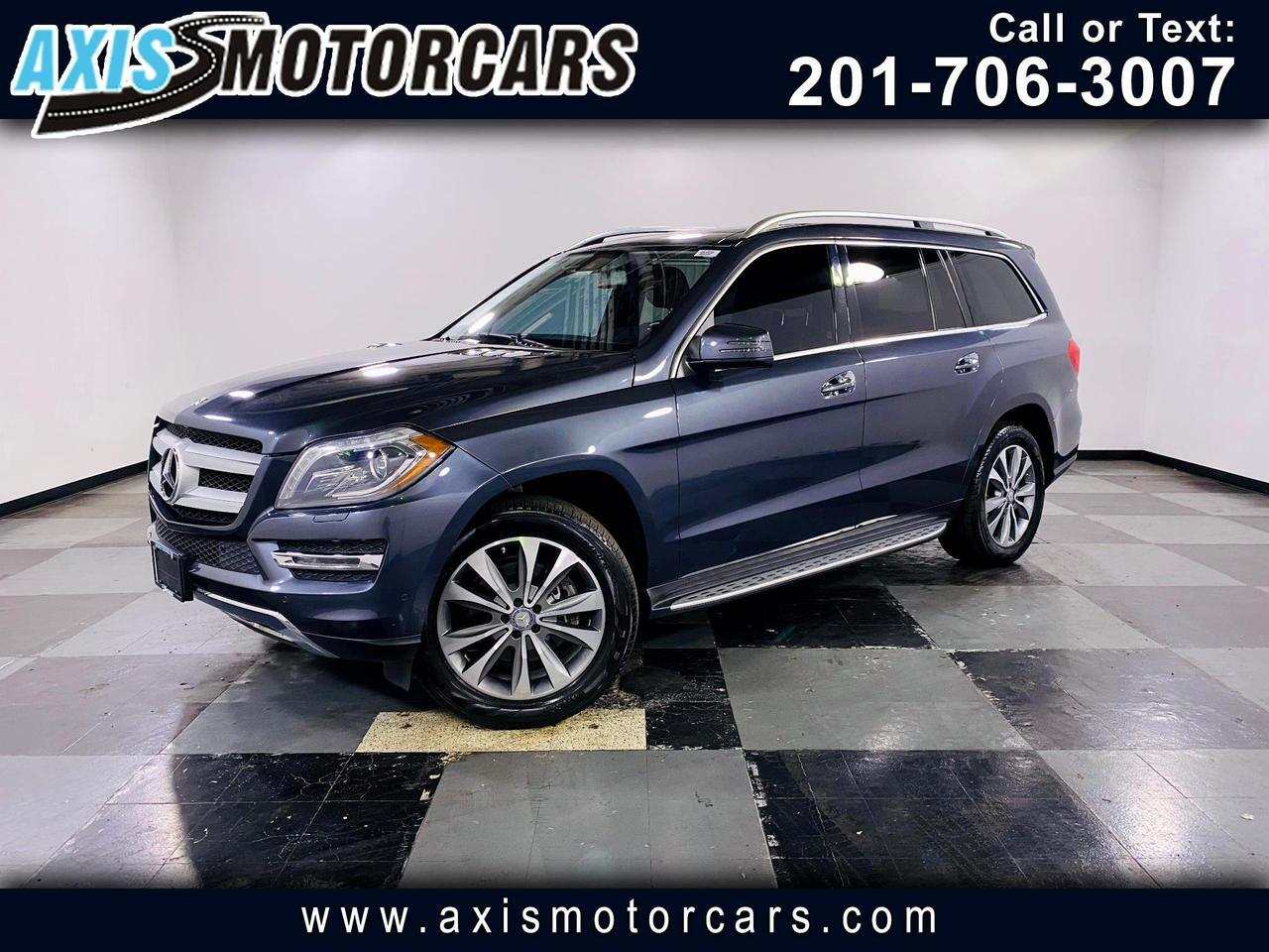 2015 Mercedes-Benz GL-Class 450 4MATIC w/Backup Camera360 Harman Kardon Naviga Jersey City NJ