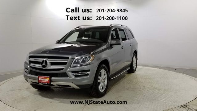 2015 Mercedes-Benz GL-Class 4MATIC 4dr GL 450 Jersey City NJ