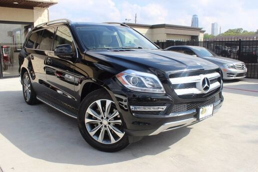 2015 Mercedes-Benz GL-Class 4MATIC 4dr GL 450,APPEARANCE PKG,LOADED! Houston TX