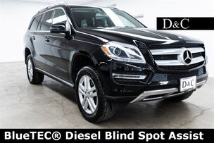 2015 Mercedes-Benz GL-Class GL 350 BlueTEC® Diesel Blind Spot Assist