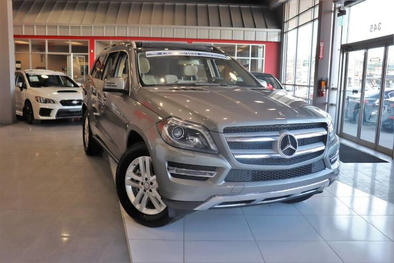 2015 Mercedes-Benz GL-Class GL 450 - Clean CARFAX - No accidents - Fully Serviced - QUALITY Springfield NJ