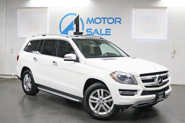 2015 Mercedes-Benz GL-Class GL 450 1 Owner Schaumburg IL