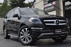 Mercedes-Benz GL-Class GL 450 4MATIC/Nav, Keyless-Go, Heated & Cooled Cup Holders/Lane Tracking Pkg w/ Blind Spot & Lane Keep Assist/Parking Assist Pkg/Surround-View Cams/Lighting Pkg/Power Folding 2nd Row & 3rd Rows 2015