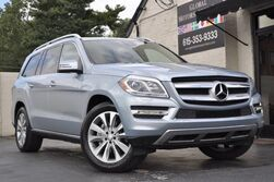 Mercedes-Benz GL-Class GL 450 4MATIC/Prem Pkg w/ Navi, Keyless-Go, Heated & Cooled Cup Holders/Heated Front Seats/Heated Steering Wheel/Appearance Pkg/Tow Pkg/Open-Pore Brown Ash Wood Trim/Power Folding 2nd & 3rd Rows 2015
