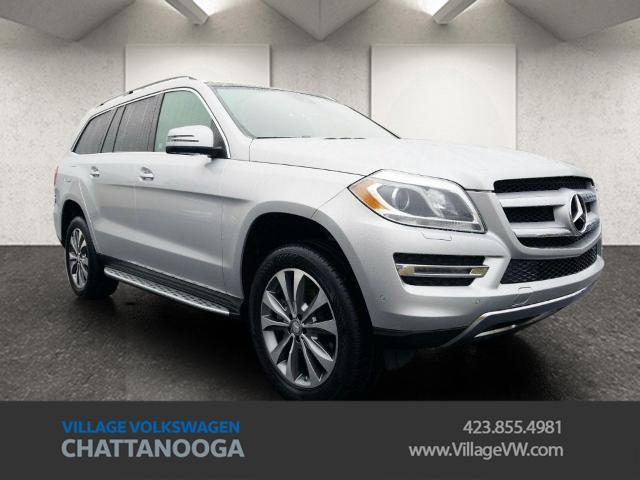 2015 Mercedes-Benz GL-Class GL 450 4MATIC® Chattanooga TN