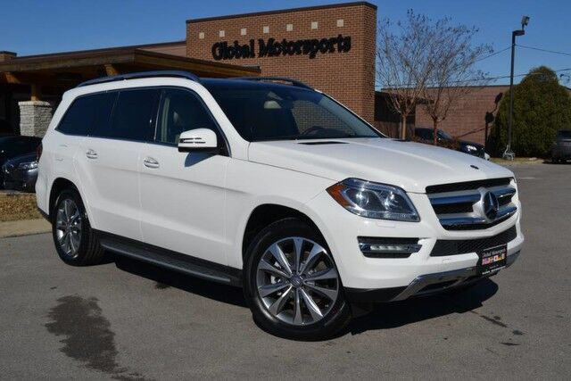 2015 Mercedes-Benz GL-Class GL 450/NEW TIRES/AWD/Keyless Go/Appearance Pkg/Blind Spot/Lane Tracking/Panoramic Sunroof/20'' Wheels Nashville TN