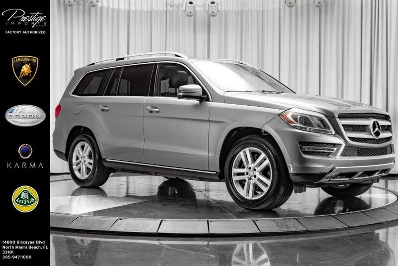 2015_Mercedes-Benz_GL-Class_GL 450_ North Miami Beach FL