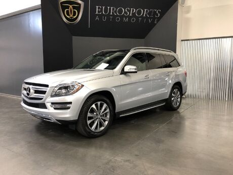 2015 Mercedes-Benz GL-Class GL 450 Salt Lake City UT
