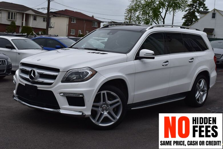 2015 Mercedes-Benz GL-Class GL 550 4MATIC AWD 4dr SUV Elmont NY