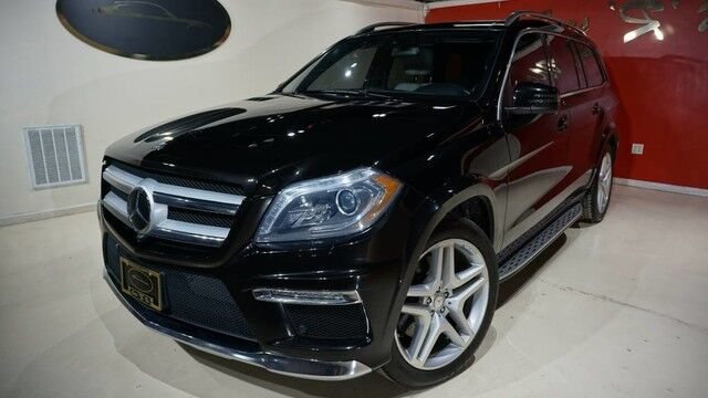 2015 Mercedes-Benz GL-Class GL 550 Indianapolis IN