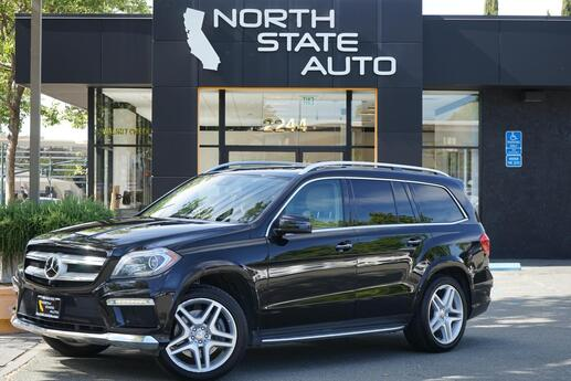2015 Mercedes-Benz GL-Class GL 550 Walnut Creek CA