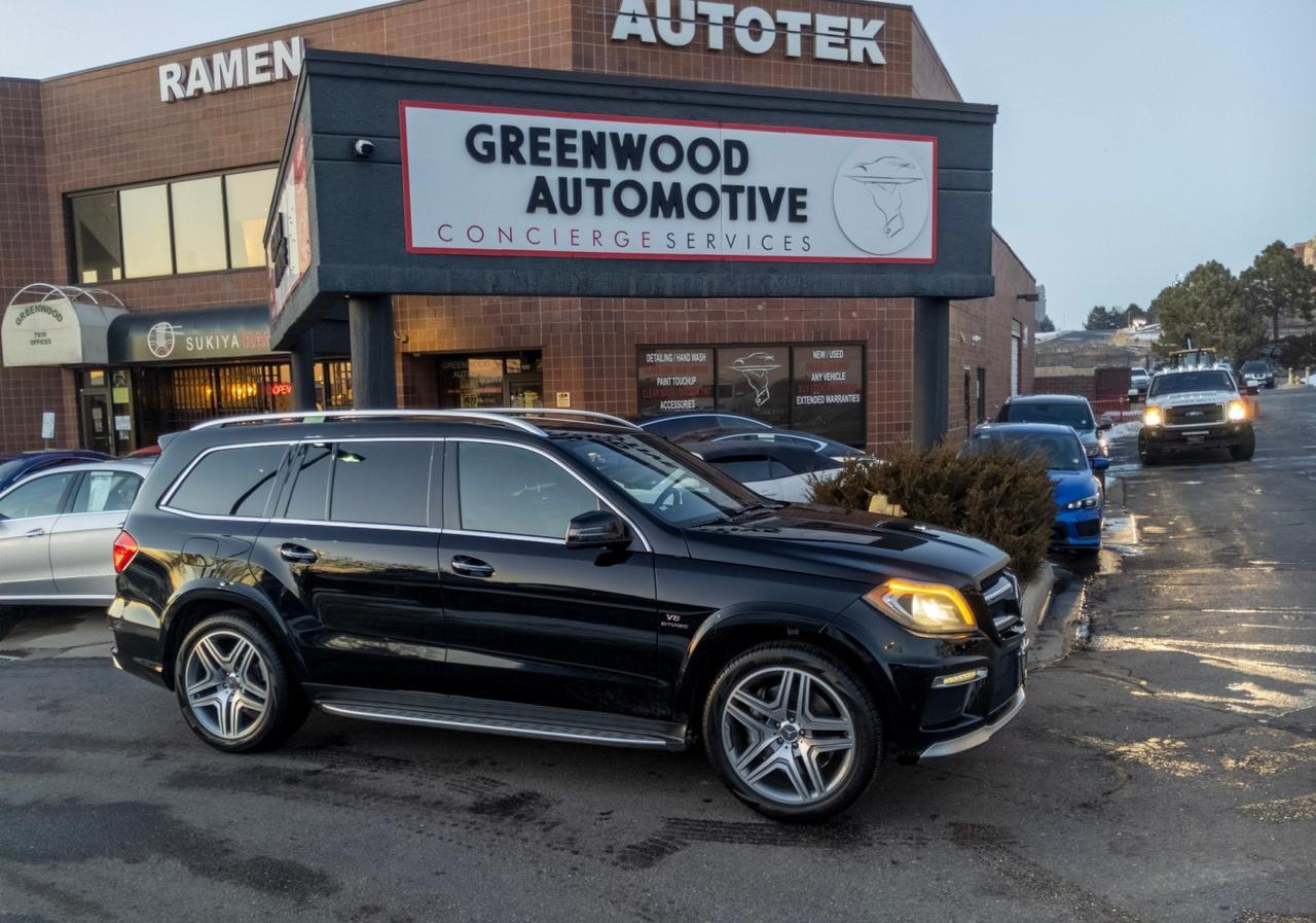2015 Mercedes-Benz GL-Class GL 63 AMG Greenwood Village CO