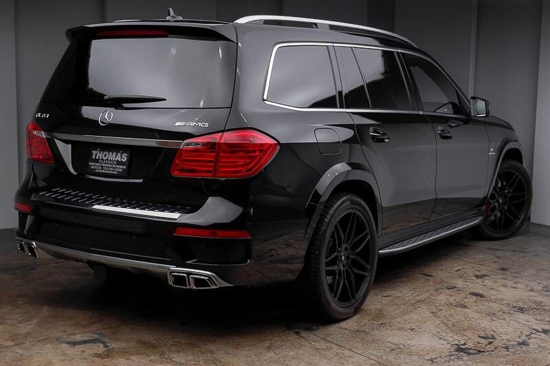 2015 Mercedes-Benz GL-Class GL63 AMG Akron OH