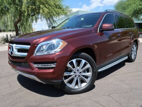 Mercedes-Benz GL350 BlueTEC Diesel 4matic 2015