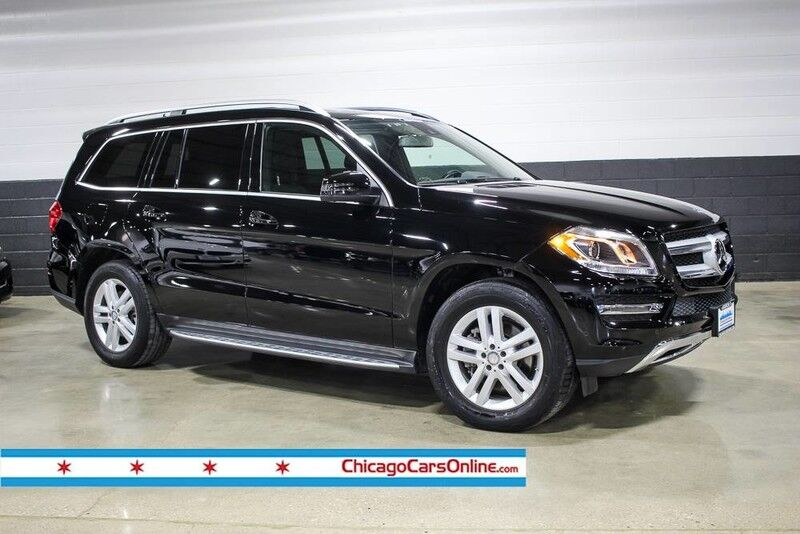 2015 Mercedes-Benz GL450 4Matic