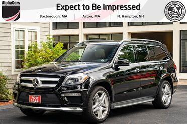 2015_Mercedes-Benz_GL550_4Matic_ Boxborough MA