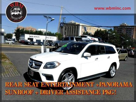 2015_Mercedes-Benz_GL550_w/ Driver Assistance Package_ Arlington VA