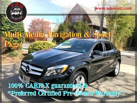 2015_Mercedes-Benz_GLA 250_4MATIC_ Arlington VA