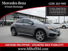 2015_Mercedes-Benz_GLA_250 4MATIC® SUV_ South Mississippi MS