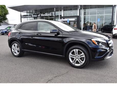 2015_Mercedes-Benz_GLA_250 4MATIC® SUV_ Medford OR