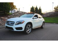 2015 Mercedes-Benz GLA 250 4MATIC® SUV
