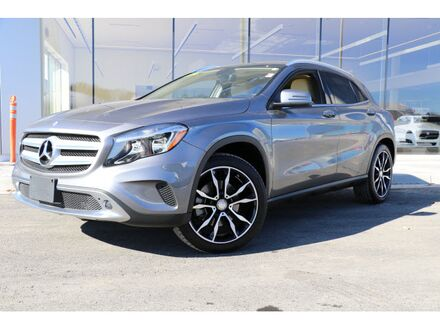 2015_Mercedes-Benz_GLA_250 4MATIC® SUV_ Merriam KS