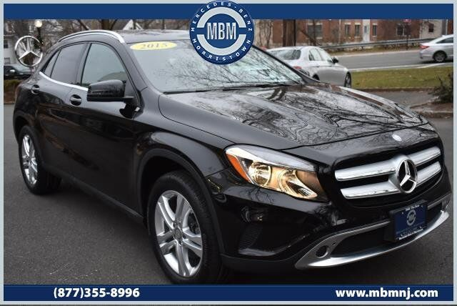 2015 Mercedes-Benz GLA 250 4MATIC® SUV Morristown NJ