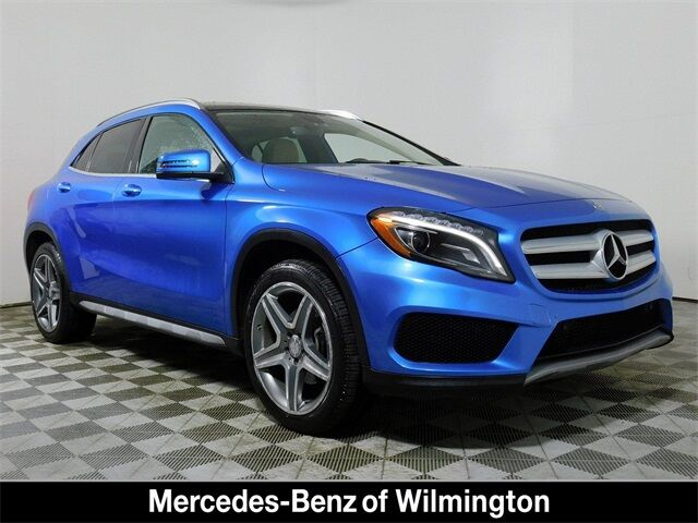 2015 Mercedes-Benz GLA 250 4MATIC® SUV Wilmington DE